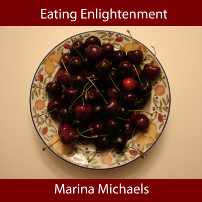 Eating Enlightenment: a photo of a bowl full of cherries